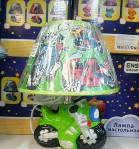 """Лампа настольная """"Мото"""", диаметр: 20 см., высота:"""
