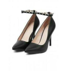 Туфли Chic черные,37