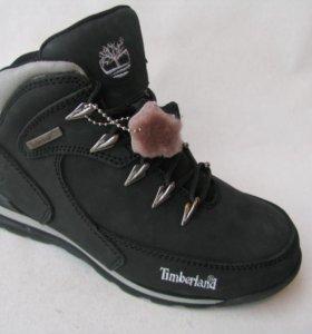 Ботинки Зимние Timberland Euro Rock Hiker Т.Я.П.43