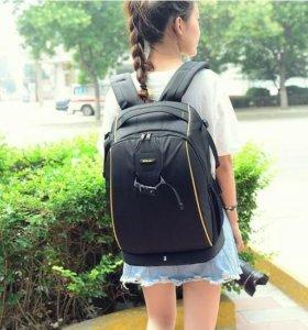 Рюкзак для фототехники, кофр, фоторюкзак Nikon