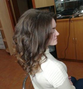 Причёски,локоны,косы,укладки