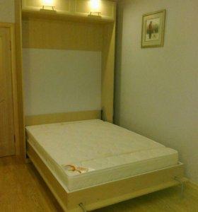 Шкаф-кровать подъемная