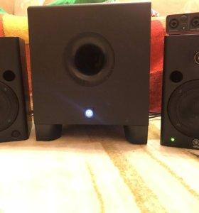 Мониторы Yamaha msp5 studio
