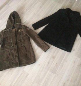 Парка и пальто