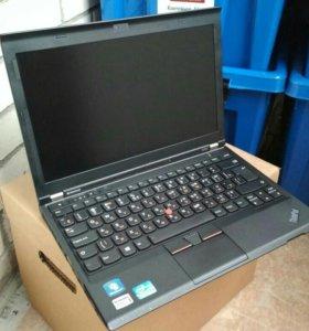 "IPS ""ультрабук"" Lenovo Thinkpad X230"