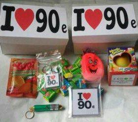 Наборы I Love 90-е