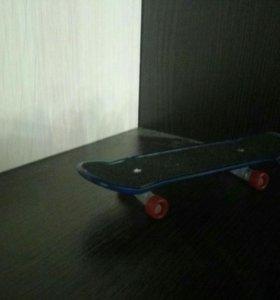 Скейт пилка для ногтей