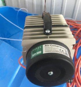 Компрессор воздушный для емкости