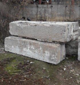 плиты перекрытия пкж и фундаментные блоки