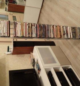 Стойка под DVD диски HAMA