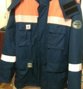 Куртка от форменной спецодежды