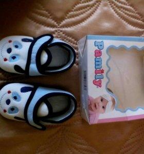 Обувь детская.Новая.