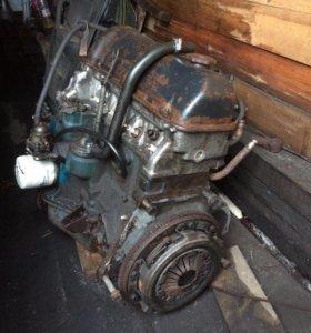 Двигатель ВАЗ (классика) с документами
