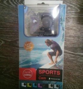 Экшн камера DV-D9 (1280*720,влагозащищенная)