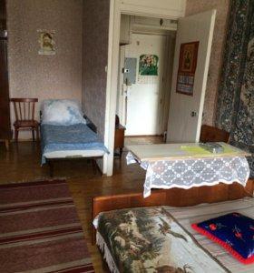 Квартира, 1 комната, 34.1 м²