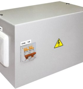 Ящик с трансформатором понижающим ЯТП-0,25 220