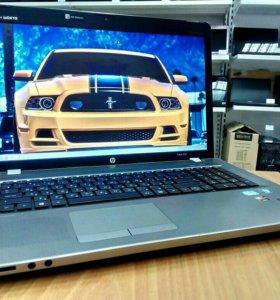 """17.3"""" Японский HP ProBook Металлический на Core i5"""