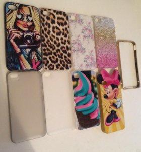 Чехлы на iPhone 4 , 4s