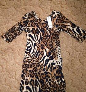 Новое платье с этикеткой