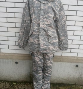 костюм охотника горка 4 зима