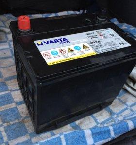 Аккумулятор varta 55