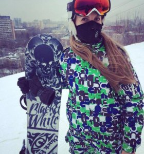 Комбинезон горные лыжи/сноуборд