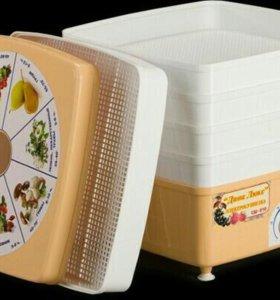 Электросушилка бытовая ДИВА для продуктов
