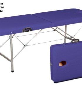 Стол массажный с вырезом и подушкой