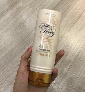 Кондиционер для волос «Молоко и мёд» 200мл