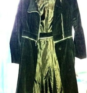 Пальто-трансформер. Пальто-куртка