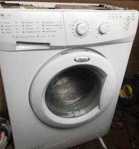 Стиральная машина Whirlpool на запчасти
