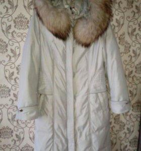 Пальто женское 48р.,зима