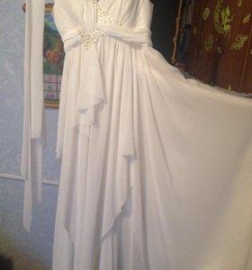 Свадебное платье из весенней коллекции 17года