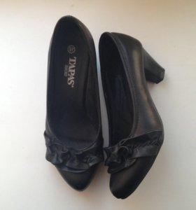 Кожаные туфли Tapas
