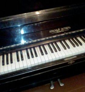 Пианино ,,Красный октябрь,,