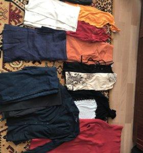 Вещи женские пакетом размер 40-42