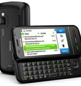 Смартфон Nokia c6-00
