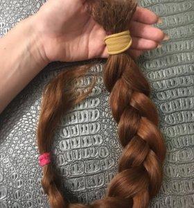 Волосы натуральные