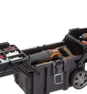 Ящик для инструмента на колёсах Keter