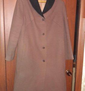 Пальто женское (шерсть)