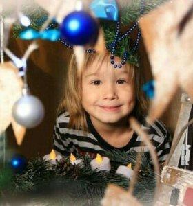 Новогодняя, семейная, детская фотосъемка. Фотограф