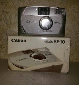 Фотоаппарат пленочный Canon Prima BF - 10