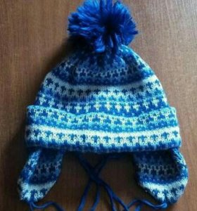 Зимняя шапочка.