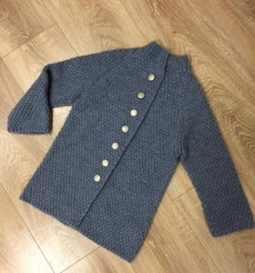 Кофта-пальто новая!!!