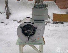 Вентилятор наддува ФИШБАХ (ФРГ) DS-5-640/E35
