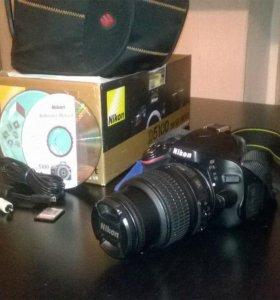 Фотоаппарат Nikon D 5100 18-55 VR kit