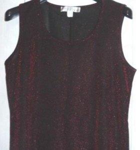 Комплект новый платье+жакет