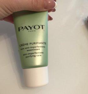 Payot крем матирующий