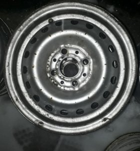 Штампованные диски на ваз R13