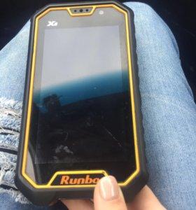 Телефон Runbo x6